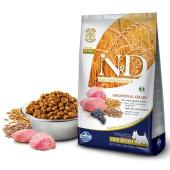 Farmina  (Фармина) N&D LowGrain MINI низкозерновой с ягненком и черникой для малых пород собак