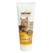 Unitabs  (Юнитабс) Mama+Kitty 120мл паста для кошек и котят