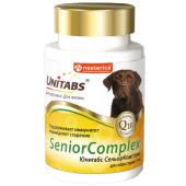 Unitabs (Юнитабс)  Senior Complex для собак старше 7лет 100таб