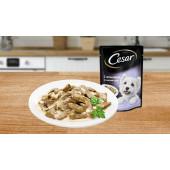 CESAR® (Цезарь)  с ягненком в сырном соусе 85г
