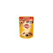 PEDIGREE® (Педигри)  для взрослых собак всех пород с телятиной и печенью в желе